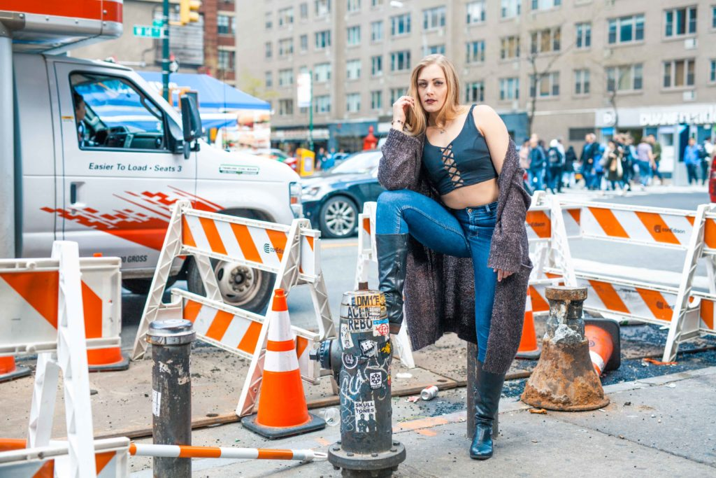 great NYC fashion photographer NJ Portraits